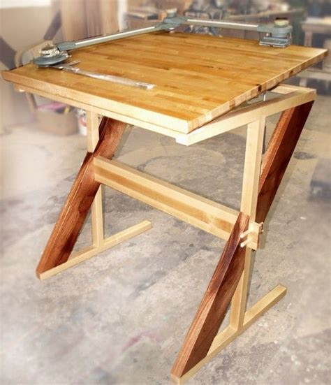pattern drafting table custom made drafting table by cc furniture