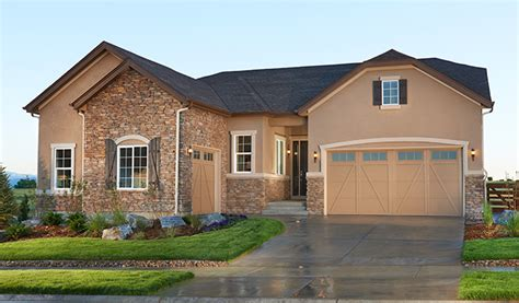 House Plans With Bedrooms In Basement by Discover The Ranch Style Daniel Floor Plan Richmond
