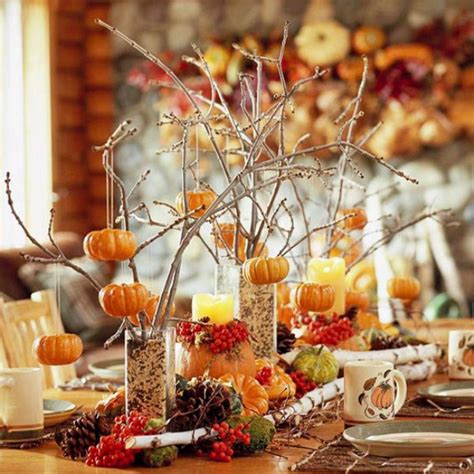 thanksgiving centerpiece crafts for beautiful thanksgiving fall table settings and centerpiece