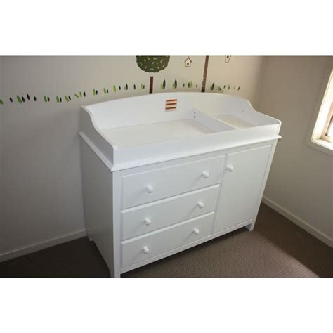 white baby change table with drawers white baby change table chest of drawers cabinet buy
