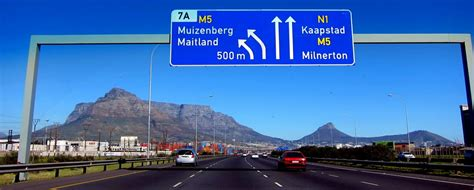 africa n1 city cape town motorists important notice to all