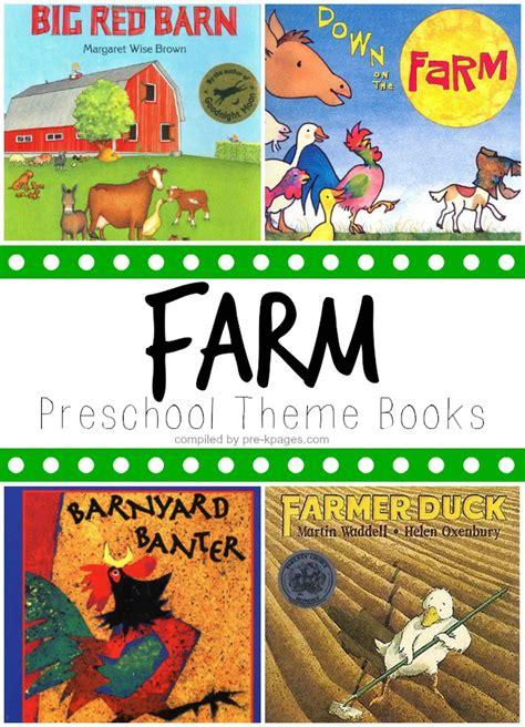picture books with theme farm theme picture books for preschool
