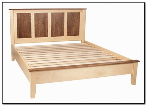 size platform bed plans platform bed frame plans home furniture design
