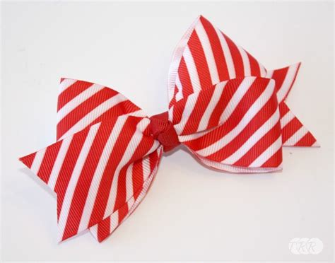 how to make a tree hair bow how to make a basic boutique hair bow the ribbon retreat