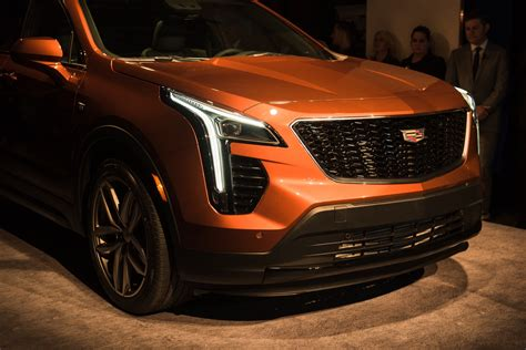 Cadillac Specs by 2019 Cadillac Xt4 Specifications Released