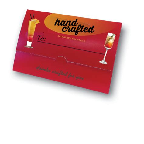 gift card presenter by plastilam wrap your gift cards in