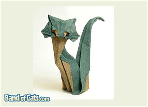 money origami cat money origami cats band of cats