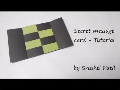 how to make a secret message card 1000 images about pop up cards cardboard on