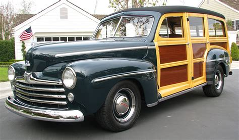 Ford Woody by Spud S Garage 1947 Ford Woody Wagon