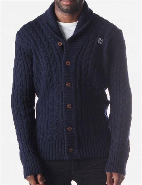 mens knit shawl cardigan nimrod shawl s cardigan knit navy
