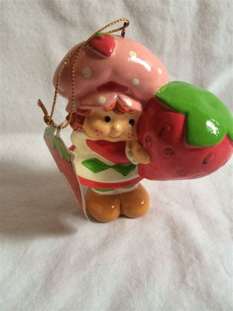 strawberry shortcake ornament 17 best images about strawberry on spread