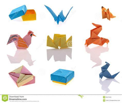 tiny origami tiny origami royalty free stock photography