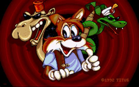 the gamer fox fox ms dos for free or play in