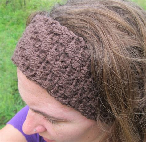 knitting loom headband loom knit headband patterns a knitting