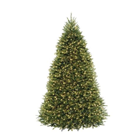10 ft trees artificial 10 ft dunhill fir artificial tree with 1200