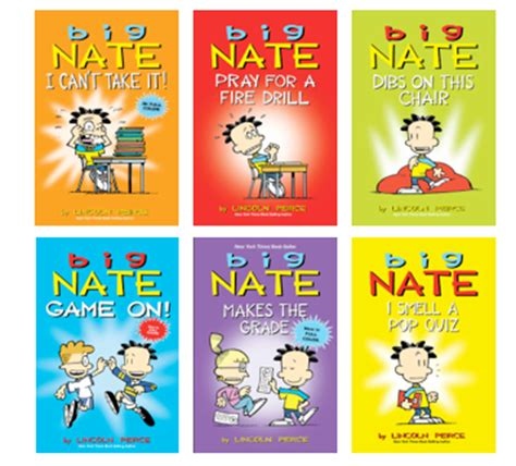 big nate book pictures ela third grade resources