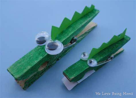 alligator crafts for we being letter a alligator