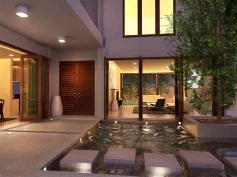 home courtyard interior courtyards