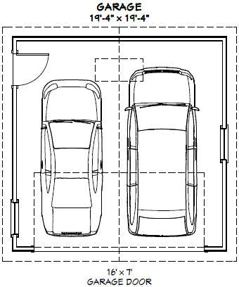 two car garage dimensions garage affordable 2 car garage dimensions design 2 5 car