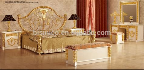 white and gold bedroom furniture new item bedroom furniture gold white luxury bedroom