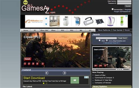 best sites top 10 best websites to download pc games for free 2016