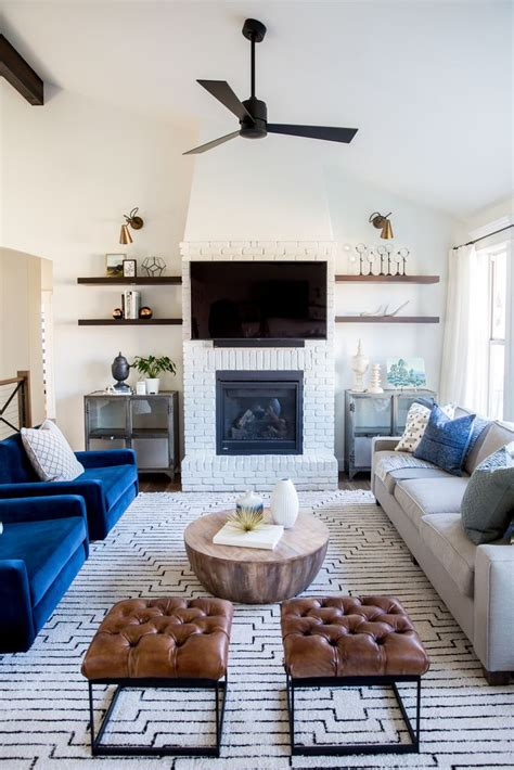 modern living room fireplace 25 best ideas about fireplace living rooms on