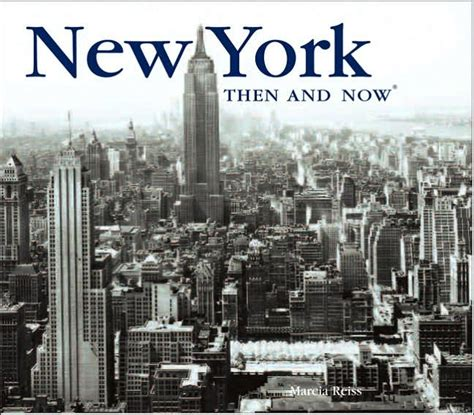 new york picture book new york then and now new york new york