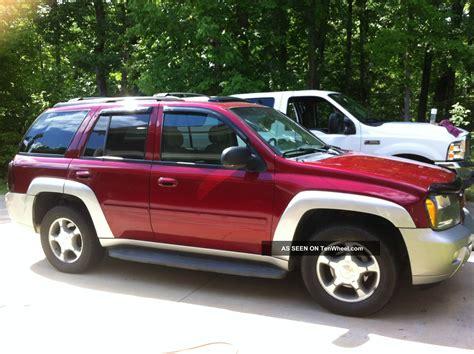 2006 Trailblazer Lt by 2006 Chevrolet Trailblazer Ext Lt Sport Utility 4 Door 4 2l