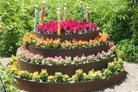 funky garden ideas funky garden ideas celosia