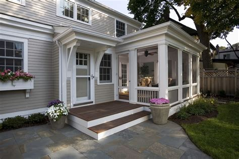 Centerpiece Ideas For Kitchen Table front porch deck ideas porch traditional with container