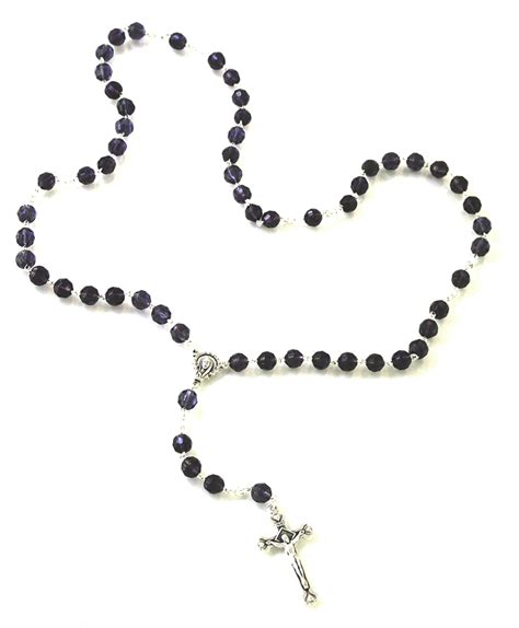 images rosary regal amethyst rosary
