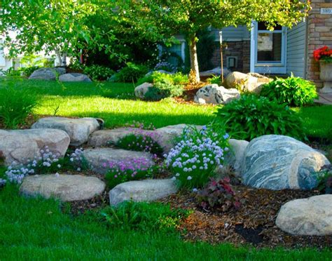 what is rock garden naturalistic croppings alpine rock gardens