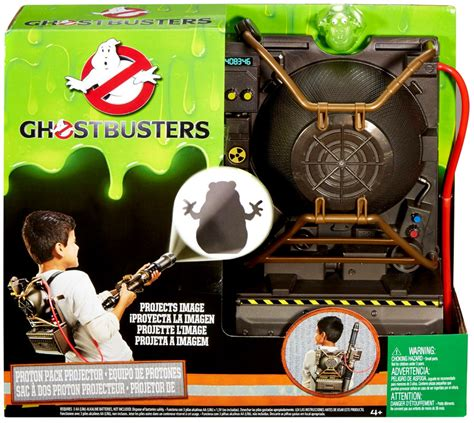 Ghostbusters Proton Pack Toys by Ghostbusters 2016 Ecto Minis Proton Pack Projector