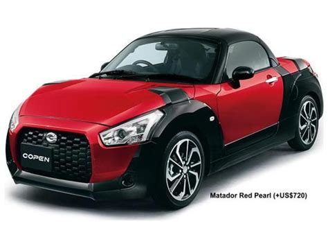 Daihatsu Copen Usa by Brand New Daihatsu Copen X Play For Sale Japanese Cars