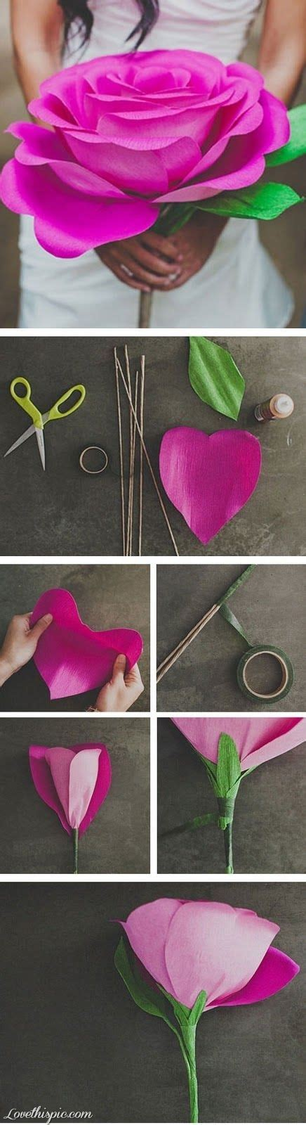 diy paper flower crafts diy paper flowers pictures photos and images for