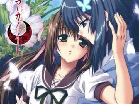 anime yuri yuri anime tribute all the things she said