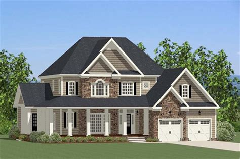 Craftsman House Plan house plan 189 1018 4 bdrm 3 609 sq ft craftsman home