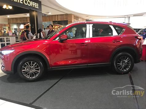 Cars With High Rebates by Mazda Cx 5 2017 Skyactiv G Gls 2 0 In Kuala Lumpur