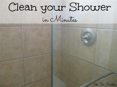 cleaning shower glass door how to clean glass shower doors the easy way