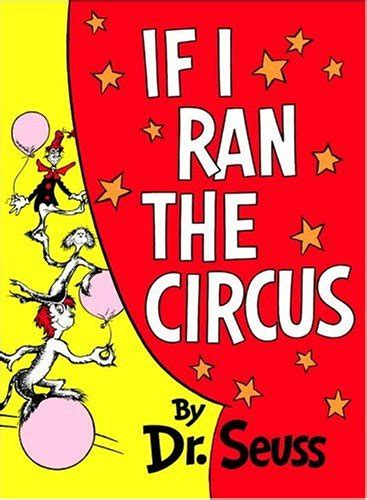circus picture books happy birthday dr seuss