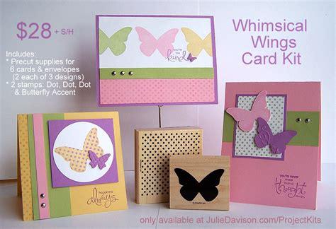card kits julie s sting spot project kits