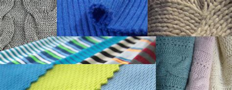types of warp knitting clothing materials classifications and exles