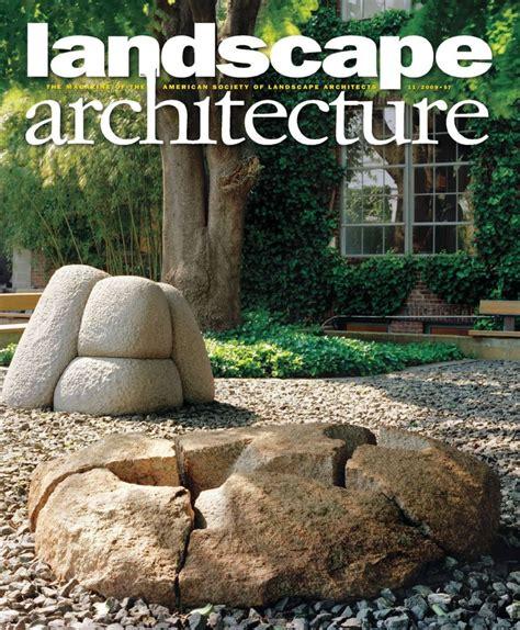 landscape architecture magazine new landscape architecture magazine 2012 landscape