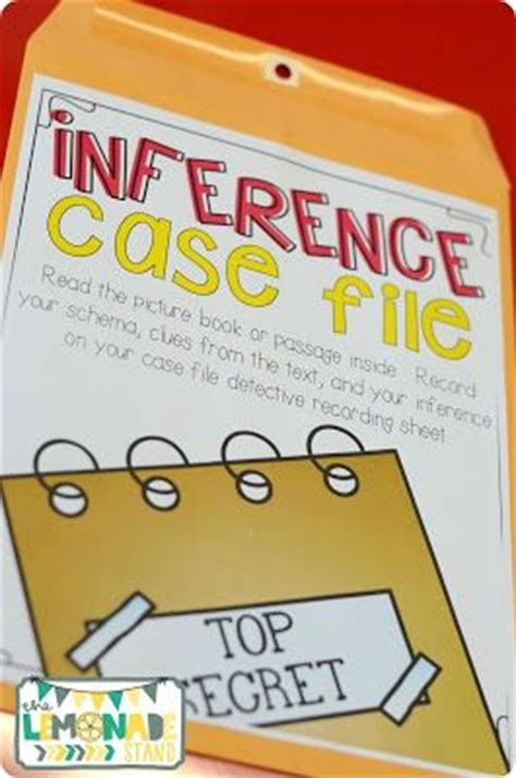 picture books to teach inference skills best 25 inference ideas on