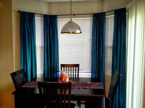 dining room curtain ideas dining room bay window curtain ideas home design ideas