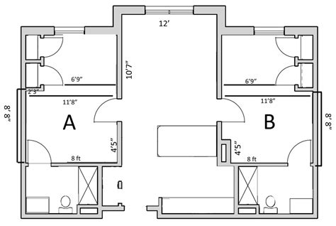 room map eagle landing 187 residence