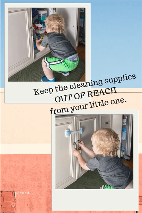 baby proof kitchen cabinets 15 simple yet effective tips to baby proof your kitchen