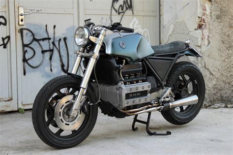 Modified Bmw K100 by Moto Sumisura Bmw K100 Return Of The Cafe Racers