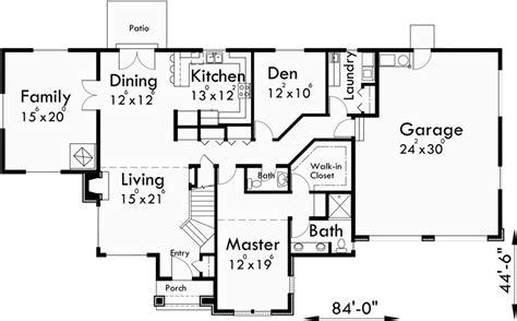 Main Floor Master Bedroom House Plans tudor house plan master bedroom on main floor house