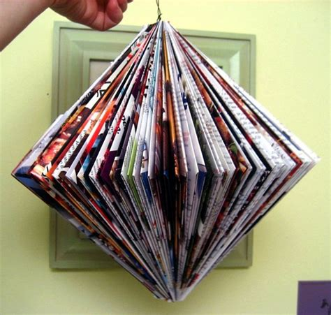 new paper crafts 42 simple newspaper craft ideas for with tutorials